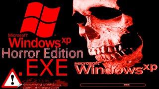 THIS .EXE GAME CAN ACTUALLY DESTROY YOUR COMPUTER! - WINDOWS XP HORROR EDITION (WindowsXP.exe)