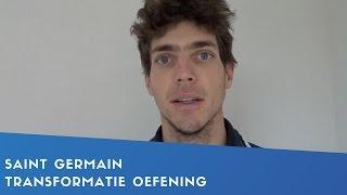 Saint Germain, transformatie oefening