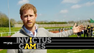 Prince Harry on the Invictus Games competitors - BBC One
