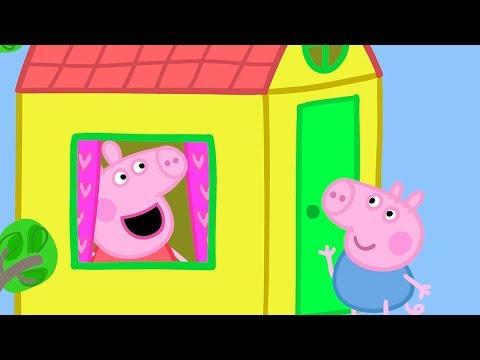Peppa Wutz | Das Baumhaus | Peppa Pig Deutsch Neue Folgen | Cartoons für Kinder