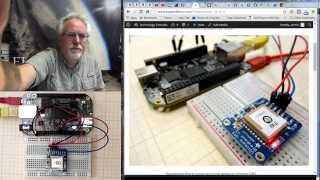 Beaglebone Black Gps Tracker Lesson 1: Hook Up The Adafruit Ultimate Gps