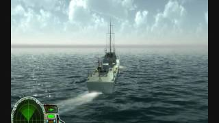 Gameplay German Räumboot / Raumboot R 218 - PT BOATS Knights of the Sea