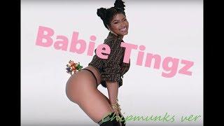 Babie Tingz   Nicki Minaj【Chipmunks girls ver】