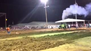 Pick'N & Ginnin' Paris, TN tractor pull