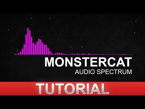 wallpaper engine how to use monster cat audio visualizer