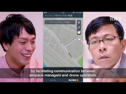 "[RNN] Rakuten AirMap Launches UTM System ""AirMap"""