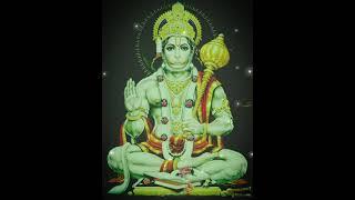 Om Ham Hanumate Rudratmakaya Hum Phat- Shri Hanuman Dwadashakshar Mantra Chanting 108 times