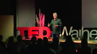 How we think we think | Graeme Revell | TEDxWaiheke