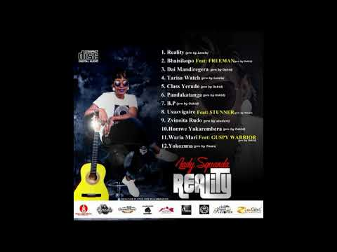 LADY SQUANDA FT STUNNER USAZVIGAIRE Official Audio  ALBUM REALITY 2017 PRO BY TMAN SparksRecordz