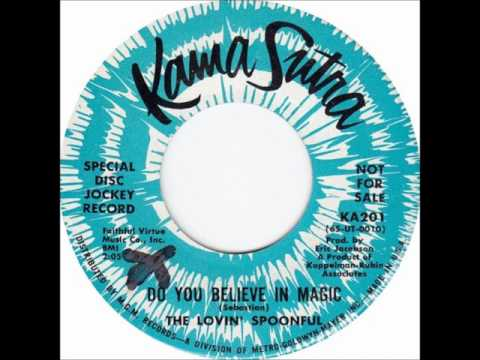 The Lovin' Spoonful - Do You Believe In Magic (Mono 45 Mix)