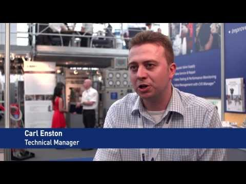 Control Valve Solutions - Offshore Europe 2013