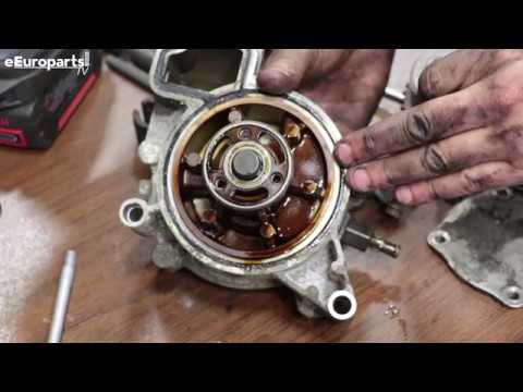 Saab 9-3 03-11 Water Pump DIY (Ecotec)