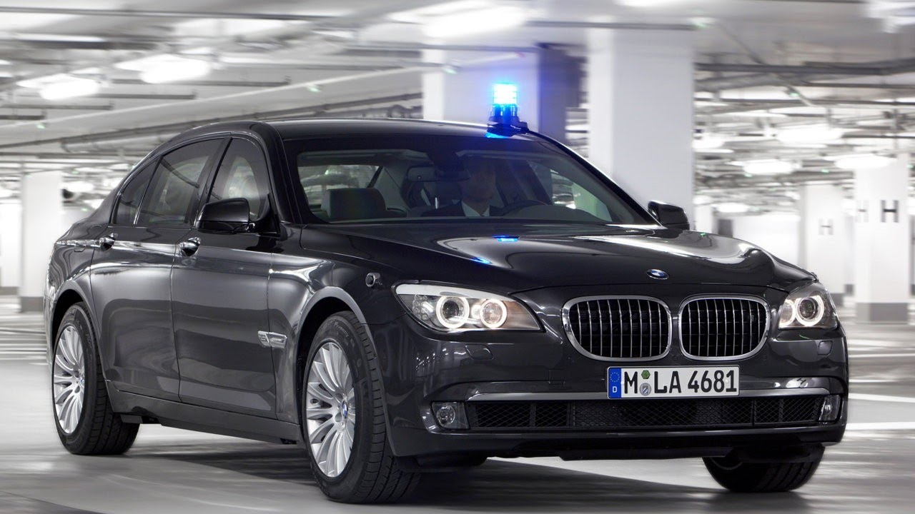2010 BMW 7-Series High Security - YouTube
