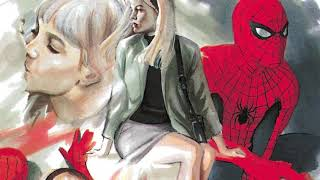 Painting Spider-Man | In The Studio With Alex Ross | Full Painting Demonstration