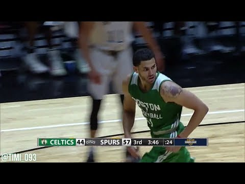 Abdel Nader Highlights vs San Antonio Spurs (14 pts)