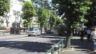 歩行動画 世田谷通り編