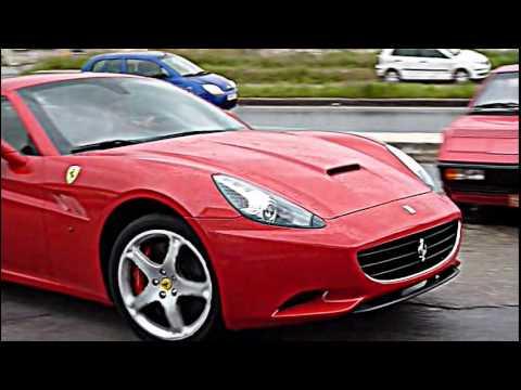 Ferrari California F1 © Vasileios Papaidis