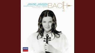 J.S. Bach: Partita for Violin Solo No.2 in D minor, BWV 1004 - 1. Allemande