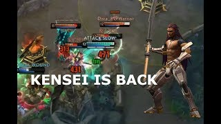 RETURN OF KENSEI 4.1! Vainglory 5v5
