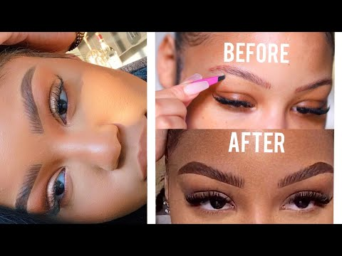 How To Get Perfect Brows | BROW TUTORIAL