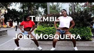 Gambar cover Tiembla Joel Mosquera salsa choke  ( Afro People )