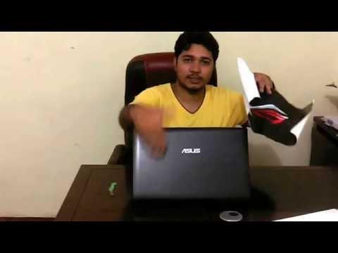 Laptop Skin Installation Tutorial Video.