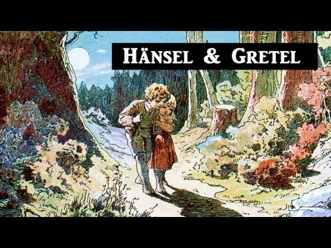Hansel and Gretel - FULL Audio Book - Brothers Grimm Fairy Tale