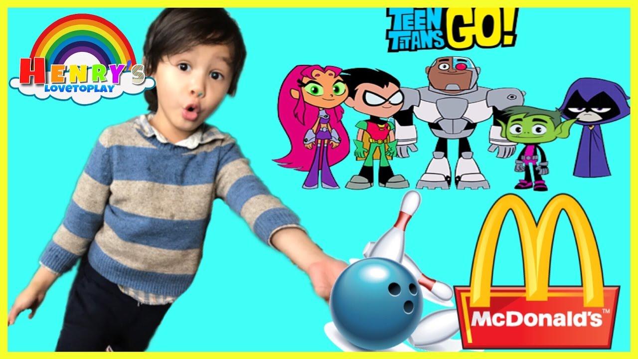 Outdoor Toys For Teens : Family fun outdoor mcdonald s happy meal toys teen titan