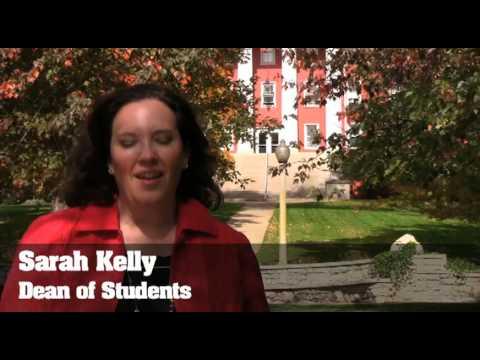 Sarah Kelly, Dean of Students, Wittenberg University