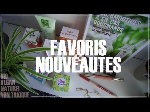 [FAVORIS & NOUVEAUTES] Beauté, BIO, Alimentation...