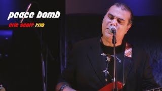 Eric Scott Trio on thecrossover.tv | Peace Bomb | Live @Washington DC