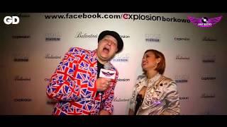 Klub Explosion - Borkowo Kościelne - Koncert Shaun Baker feat Jessica Jean