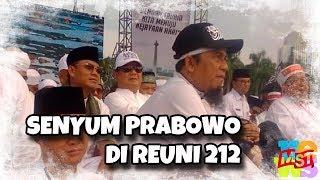 Prabowo Bisa Sedikit Tersenyum Sudah Berhasil Memanfaatkan Islam Di Reuni 212