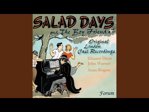 "We Said We Wouldn't Look Back (The Original London Cast Recording of ""The Salad Days"")"