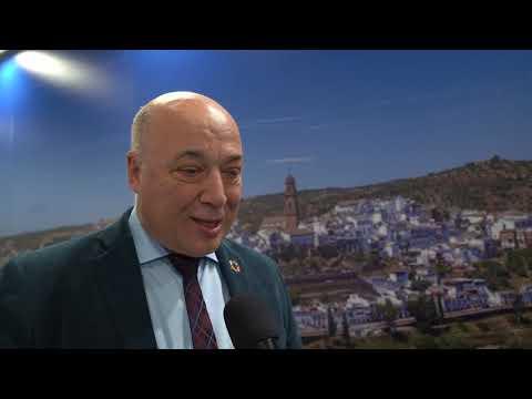 Entrevista Antonio Ruiz, presidente de la Diputación