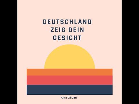 """Alex Olivari """"Deutschland zeig Dein Gesicht"""""""