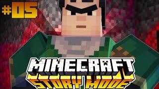 GIB mir MEINEN KEKS!! - Minecraft Story Mode #05 [Deutsch/HD]