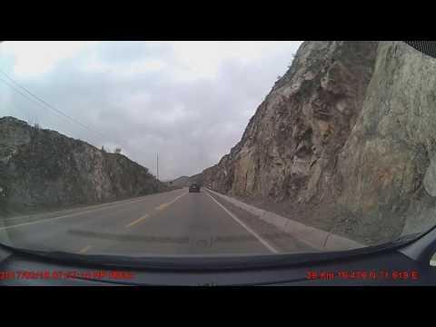 Ruta Arequipa - Matarani - Quilca
