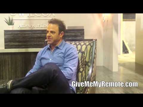 GIRLFRIENDS' GUIDE TO DIVORCE: Paul Adelstein Ps the New Bravo Series