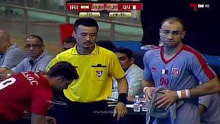 المباراة كاملة | الدحيل 36 - 29 النفط الإيراني | البطولة الآسيوية لكرة اليد2017