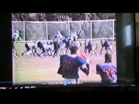 Korea Football 1988 Giants 20 vs Colts 6 Part 3 of 4