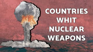 Nuclear weapons by country TOP 9 (2019)