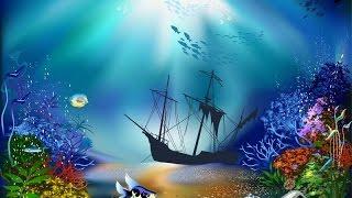 Уроки Unreal Engine 4. Создание подводного мира(Volume).