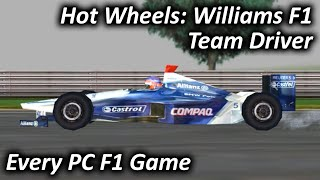 Hot Wheels: Williams F1 Team Driver (2002) - Every PC F1 Game