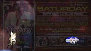 BIRTHDAY CAKE SATURDAY VIDEO [HD] - @CLUBROSS  - ILLSTRIP.com EXCLUSIVE - OFFICIAL DELAWARE HIP HOP