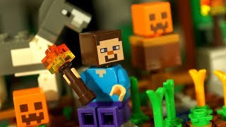 🐴 ЛОШАДЬ для ЛЕГО НУБика в Майнкрафте Мультики LEGO Minecraft Смешные Мультфильмы