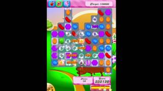 Candy Crush Saga Level 68 Walkthrough