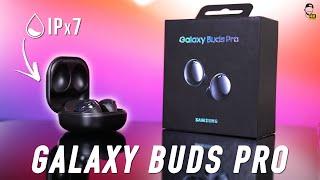 🎧 Samsung Galaxy Buds Pro: Konečně odolná ANC sluchátka! | WRTECH [4K]