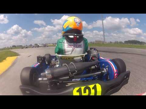 Video: Mini Swift driver, Egozi, climbs up from 15th to win at USPKS New Castle