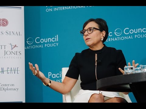 Secretary of Commerce Pritzker on Trade, China, and More